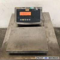 Balance complète 6 kg SARTORIUS type Combics 1