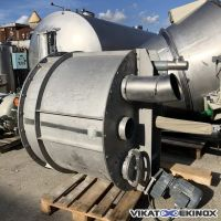 LAZARETH screw conical mixer 300L