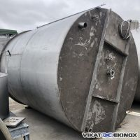 Stainless steel tank 32 000 litres