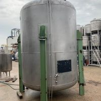 Stainless steel tank 8000 litres