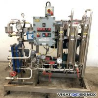 MILLIPORE reverse osmosis filtration unit