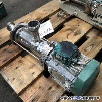 S/S  PCM Moineau pump 0.25 kw