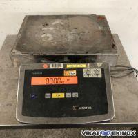 CW1P1-30ED-I SARTORIUS balance – 27 kg
