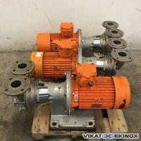 FZ22KF FRISTAM centrifugal pump 25m3/h