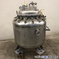 Stainless steel tank 600 litres