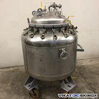 Cuve 600 litres inox 316