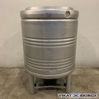 Container inox 1000 litres