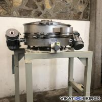 SWECO vibratory separator Ø 1000 mm type LP40