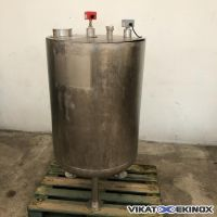 Stainless steel tank 575 litres