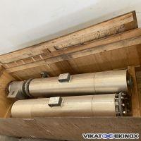 Réchauffeur électrique VULCANIC 36 kW 400 V