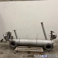 Stainless steel 4 pass Condenser – 6sqm