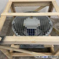 Extracteur centrifuge DELTA NEU type Extractair EXTR CDV 030 GALVA STD 4P