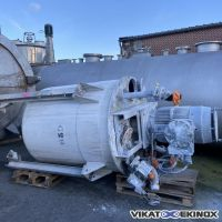 Mixer Dissolver 3500 litres