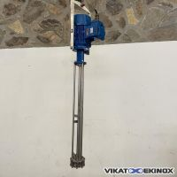 VMI RAYNERI 4 kw S/S Agitator type ULTRAMIX U160S