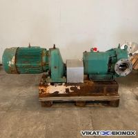 Blackmer rotary lobe pump Type A7/0550/H7
