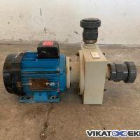 Pompe centrifuge Someflu en PP
