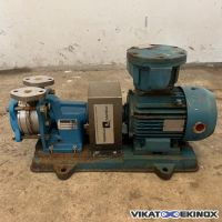 SIHI multistage pump Type AOLA1201ABAFK4B4