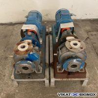 Pompe centrifuge SIHI Type CBS03216 B NST 4B