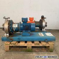 Pompe centrifuge SIHI Type CBED032250CF3AW4B2K
