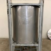Container inox 1314 litres