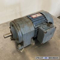 SEW 0.37 kw geared-motor 128 rpm
