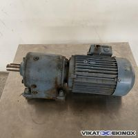 SEW 0.75 kw geared-motor 143 rpm