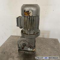 ZAE 0.37 kw geared-motor 194 rpm