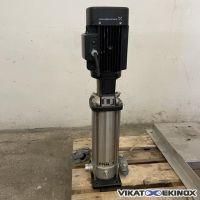 GRUNDFOS Multistage pump 5.7 m3/h Ht 66.1 m type CRN5-13 A-P-G-E-HUBE