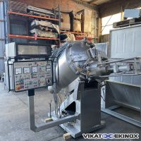 COLLETTE vacuum dryer type TOPO300