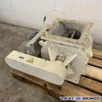 YOUNG-MASSA rotary valve 250 x 250 mm type DTC10DS-XNXN-WW