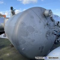 S/S Tank 27m3
