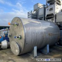 Stainless steel Tank 15000 litres
