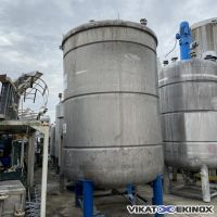 Stainless steel Tank 23000 litres