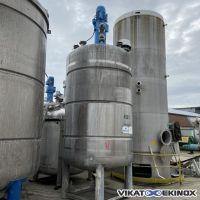 ROUSSELLE Mixing tank 15000 litres type M15000L