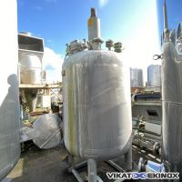 S/S Mixing tank 5000 litres