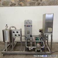 APV S/S cooling skid