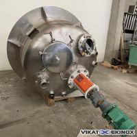 Cuve de mélange 1270 litres – CMV