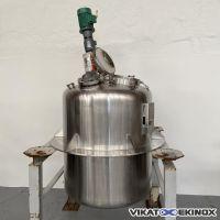 CMV Mixing tank 1270 litres