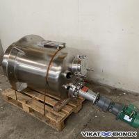 Cuve de mélange 315 litres – CMV