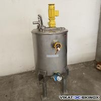 S/S Mixing tank 440 litres