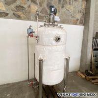 Mixing Tank 630 litres S/S 316Ti