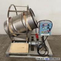 Mélangeur rotatif pour fût de 200 litres ENGELSMANN type RHÖN