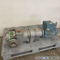 S/S FRISTAM centrifugal pump type FKF 40/45