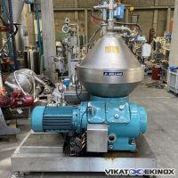 Séparateur ALFA LAVAL type VNPX 710 SFD34GL