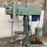 GRENIER CHARVET lifting head Dissolver 19,1 KW