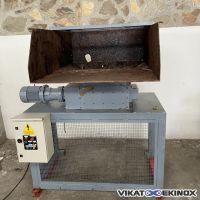 CMB steel grinder shredder 5,5 KW