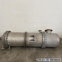 S/S Heat exchanger 35 m²