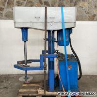 Disperseur à tête relevable 22 KW COMEC type DM30