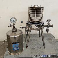 Filtre à cartouche 27 litres SEITZ type VELAdisc B284-01C88DN040