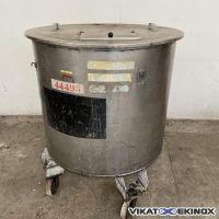 Tank 1000 litres S/S 316